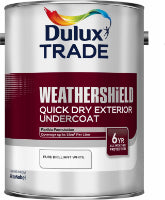 Dulux Trade Weathershield Quick Dry Exterior Undercoat