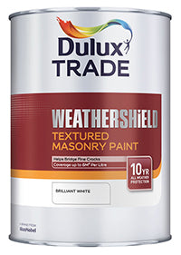 Dulux Trade Weathershield Textured Masonry Paint
