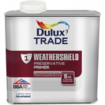 Dulux Trade Weathershield Preservative Primer Clear