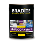 Bradite HD Floor and Wall EW99 2 pack W-B Coating - 5Lts