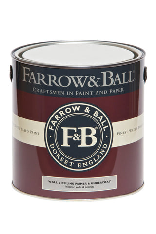 Farrow and Ball Wall & Ceiling Primer & Undercoat