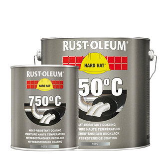 Rust-Oleum (Rustoleum) Hard Hat High temperature Paint