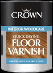 Crown Quick Drying Floor Varnish
