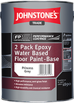 Johnstones Trade 2 Pack Epoxy Water Based Floor Paint