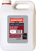 Johnstones Trade Acid Etch Solution