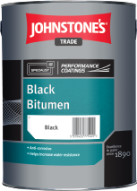 Johnstones Trade Black Bitumen