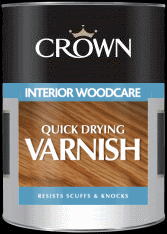 Crown Quick Drying Varnish