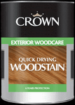 Crown Quick Drying Woodstain