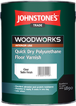 Johnstones Trade Quick Dry Polyurethane Floor Varnish