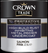 Crown Trade Protective Coatings High Build Rust Inhibiting Metal Primer Undercoat