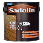 Sadolin Decking Oil 2.5L