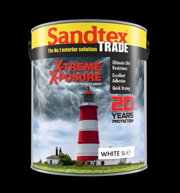 Sandtex Trade X-treme X-posure Smooth Masonry 5 Litres