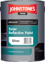 Johnstones Trade Solar Reflective Paint