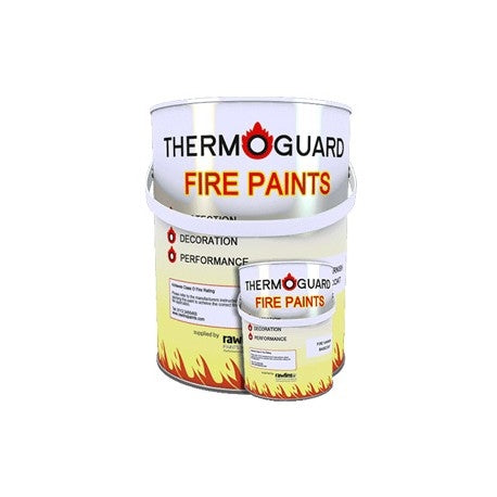 Thermoguard Flame Retardant 2 pack epoxy Floor Paint