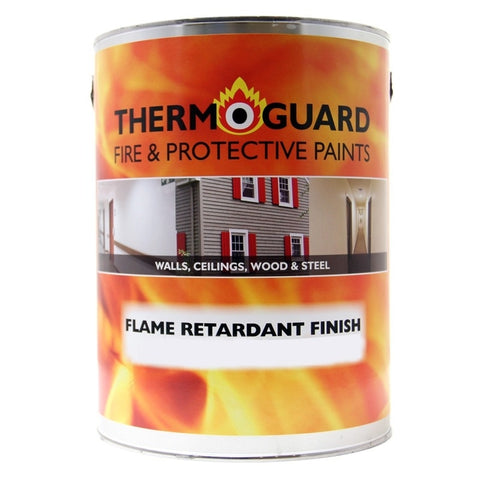 Thermoguard Flame Retardant Anti Graffiti Clear Glaze