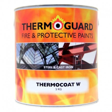 Thermoguard Thermocoat W (WO and WI) Intumescent Basecoat for Steel
