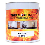 Thermoguard Wallcoat Intumescent Coating for Walls and Ceilings