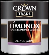 Crown Trade Timonox Acrylic Satin
