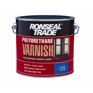 Ronseal Trade Polyurethane Varnish