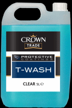 Crown Trade Protective Coatings T-wash - 5L