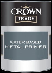 Crown Trade Water Based Metal Primer