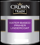 Crown Trade Water Based Primer Undercoat