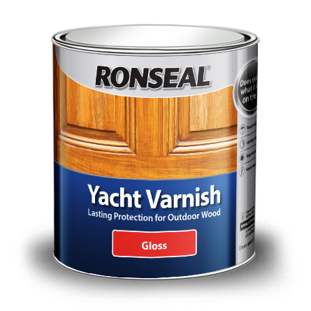 Ronseal Exterior Yacht Varnish