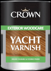 Crown Yacht Varnish