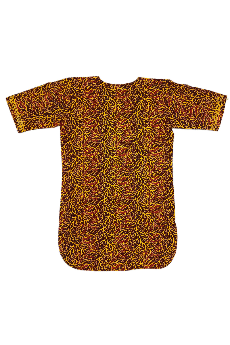 African Embroidered Dashiki