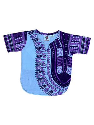 Traditional Dashiki For Kids