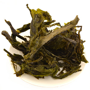 Organic Irish Wakame (Alaria esculenta) Whole Leaf