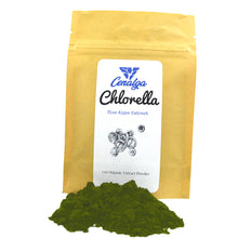 Load image into Gallery viewer, Organic Chlorella Spirulina (Blue-Green) Extract