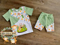 St. George Pattern Yellow - Radiant Beginnings Preorder