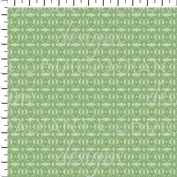 St. George Chain Mail Green - Radiant Beginnings Preorder