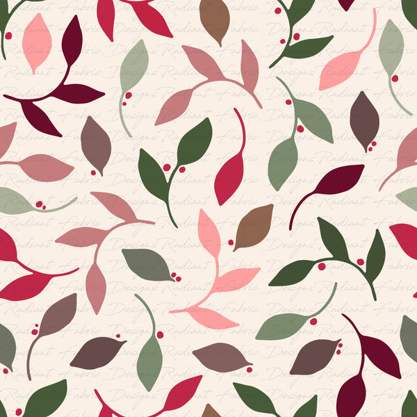 Holly Leaves - Hygge Holidays