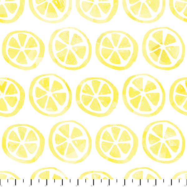 RETAIL - Lemons Pattern - Color POP!