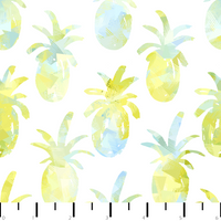 RETAIL - Pineapples Pattern - Color POP!