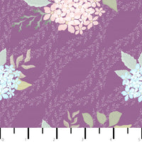 Pinkish Purple Floral