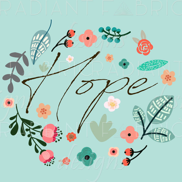 The Greatest of These Hope Panel - Radiant Beginnings Preorder