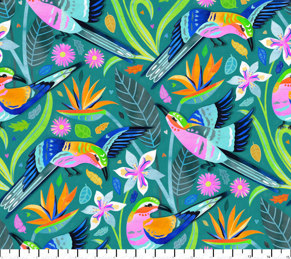 PREORDER Lively Lilac Breasted Rollers - Birds of South Africa