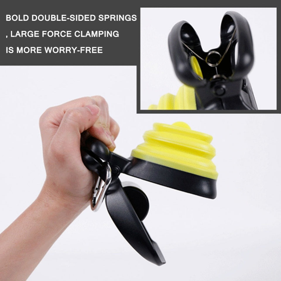 White-Paw® Foldable Poop Scoop