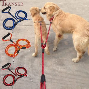 White-Paw® 2in1 Dog Leash