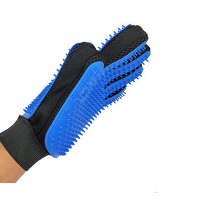 White-Paw® Dog Brush/Deshedding Glove