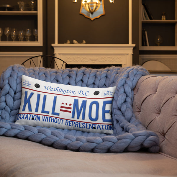NEW DC THROW PILLOW