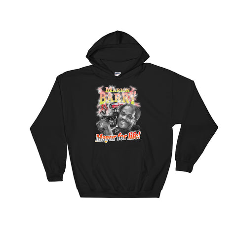 MAYOR FOR LIFE HOODIE