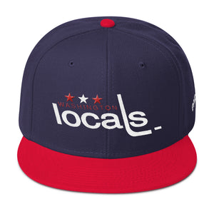 LOCALS SNAP BACK