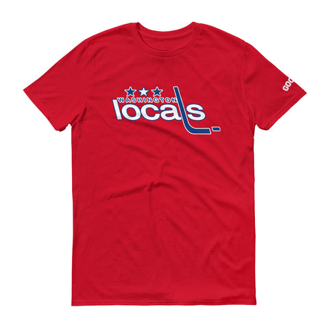 ROCK THE RED LOCALS TEE