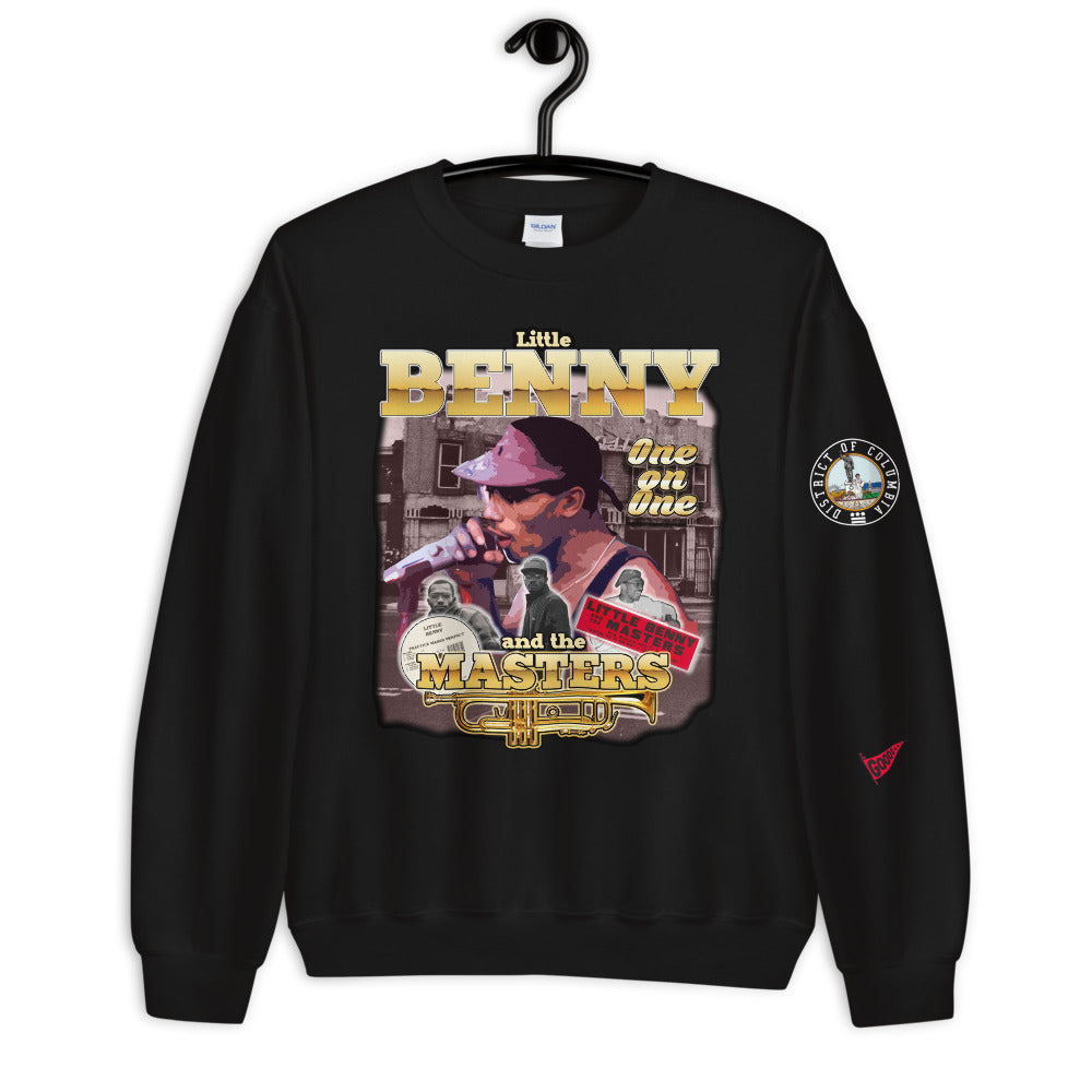 METRO LEGENDS BENNY CREWNECK
