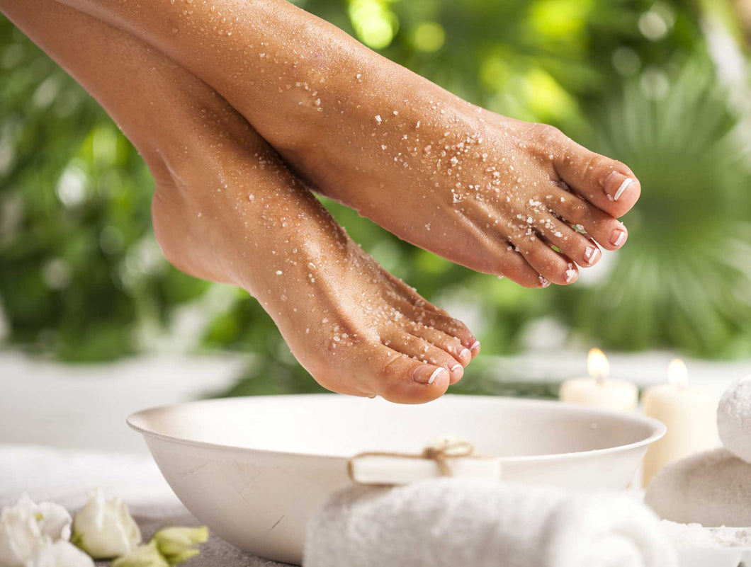 Anti-fungal foot soak
