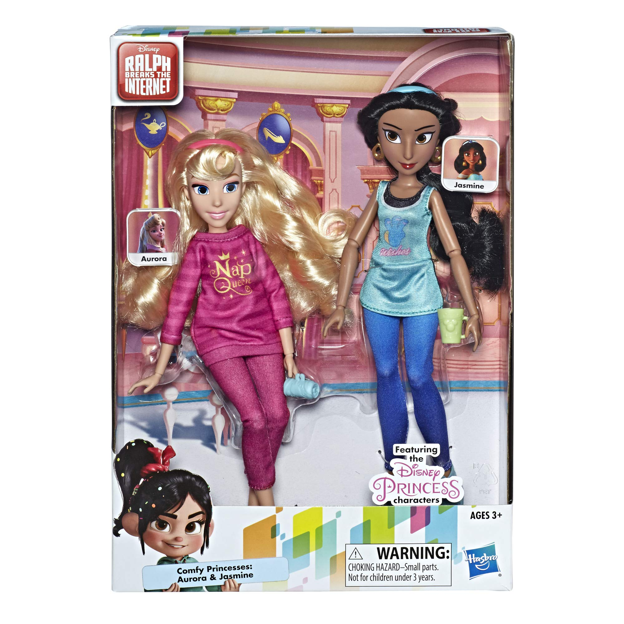 Disney Princess Ralph Breaks The Internet Movie Dolls Jasmine Auror Powermerchandisers Llc